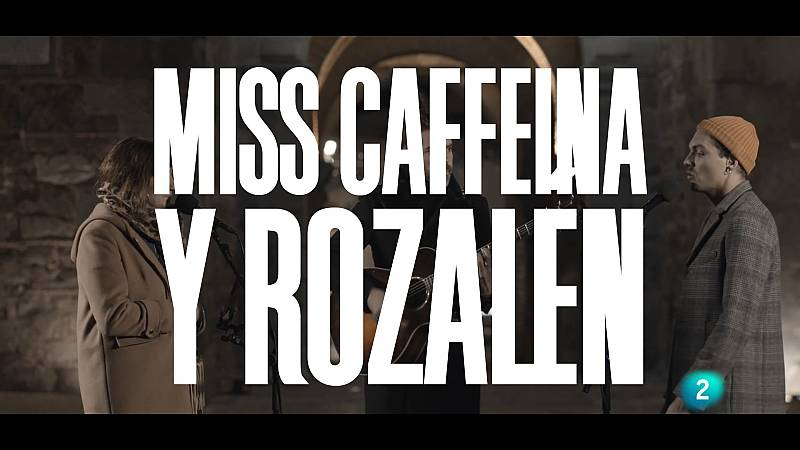 "Un país para escucharlo - Escuchando Castilla La Mancha - Miss Caffeina y Rozalén ""Reina"""