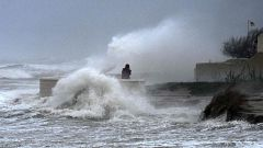 La borrasca 'Gloria' deja el peor temporal marítimo en 20 años en el Mediterráneo