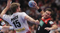 Balonmano - Campeonato de Europa Masculino: Austria - Alemania