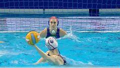 Waterpolo - Campeonato de Europa femenino 1/4 final: Rusia - Italia
