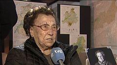 Homenaje a una minera centenaria: Petra Barbas, la última superviviente de Costanaza