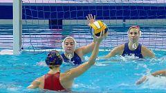 Waterpolo - Campeonato de Europa femenino 1/4 final: Grecia - España