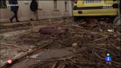 España Directo - La Comunidad Valencia ha sido la más afectada por la borrasca Gloria