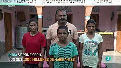India se pone seria con sus 1.300 millones de habitantes