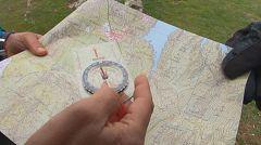 Aquí la tierra - Cómo orientarse en la montaña