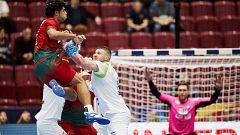 Balonmano - Campeonato de Europa Masculino: Portugal - Eslovenia