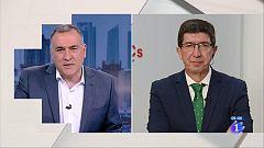 """Marín afirma que la aplicación del 'pin parental' en Andalucía """"no tendría el apoyo"""" de Cs"""