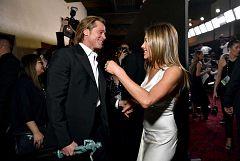 A partir de hoy - Así ha sido el esperado reencuentro entre Brad Pitt y Jennifer Aniston