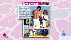 Corazón - La clave del nuevo romance entre Blanca Suárez y Javier Rey