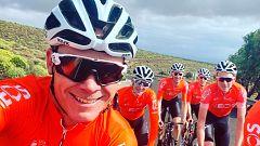 Chris Froome desvela que volverá a competir en febrero en el Tour de los Emiratos Árabes