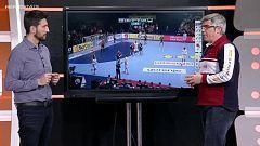 Balonmano - Programa Balonmano Campeonato de Europa