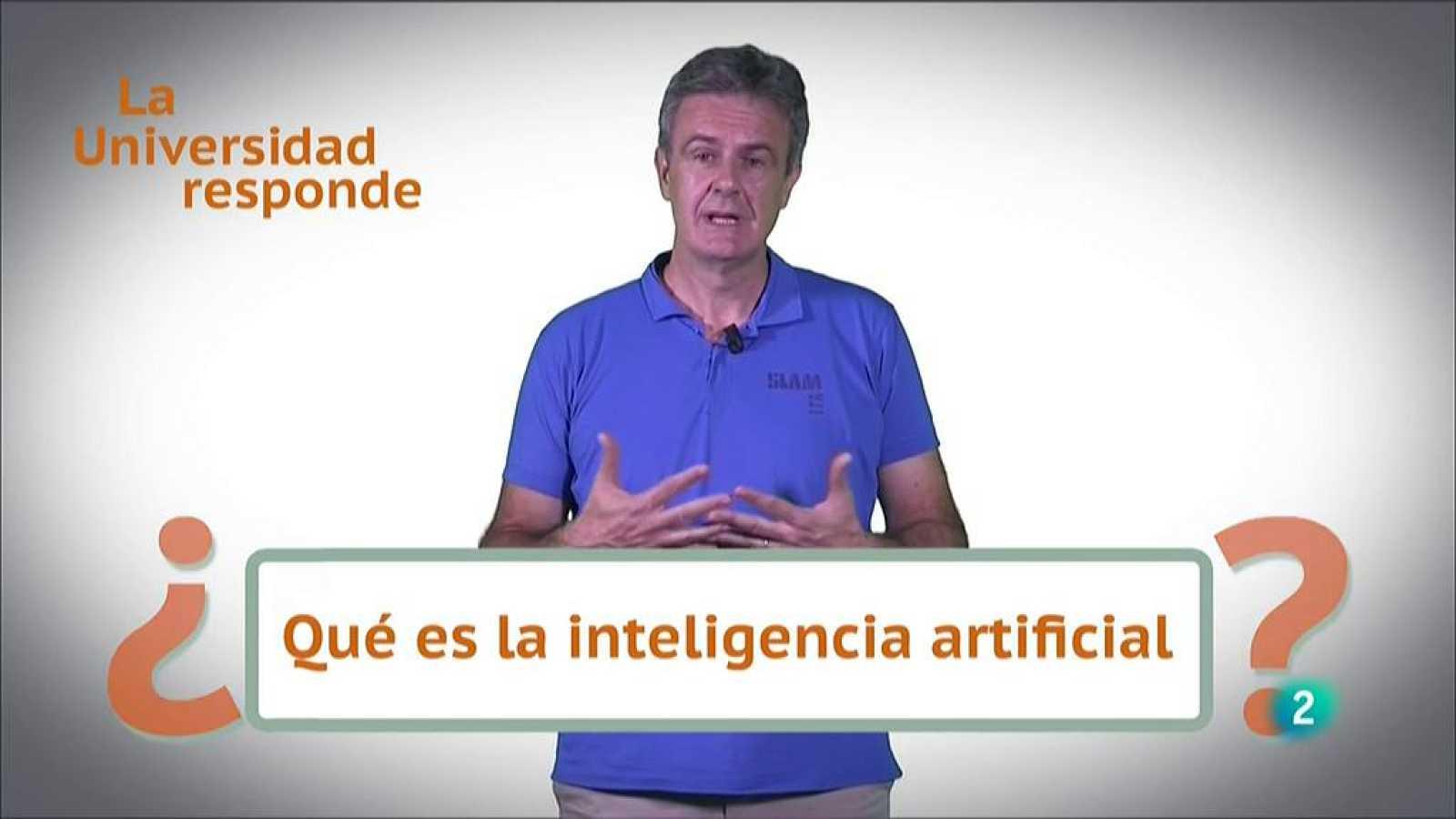 La aventura del saber ¿Qué es la inteligencia artificial? Universidad Politécnica de Madrid. La Universidad Responde.