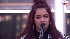 "OT 2020 - Ariadna canta ""You know that I'm no good"" en el primer pase de micros de la Gala 2 de ""Operación Triunfo 2020"""