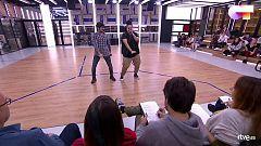 """OT 2020 - Rafa y Eli interpretan """"Bonita"""" en el primer pase de micros de la Gala 2 de """"Operación Triunfo 2020"""""""