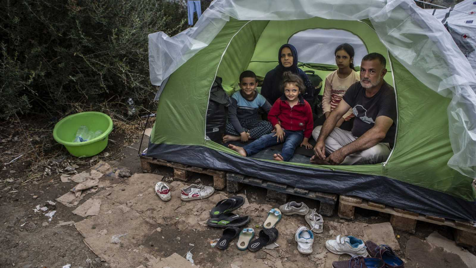 Silenciados: los refugiados en Grecia