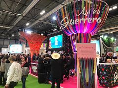 España Directo - Nos colamos en la inauguración de la Feria Internacional de Turismo (FITUR)