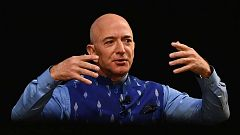 Acusan a Arabia Saudí de espiar al fundador de Amazon