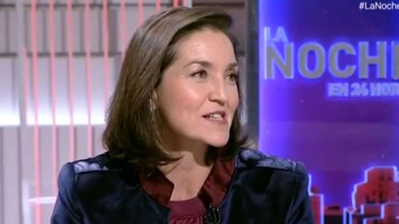 """Reyes Maroto quiere dar solución a la """"congestión"""" de destinos y visibilizar la """"otra España"""""""