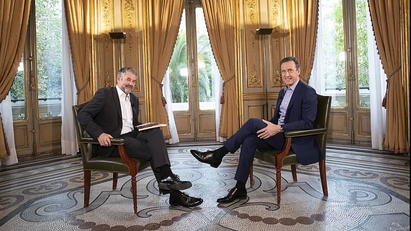 Conversatorios en Casa de América - Jorge Valdano - ver ahora