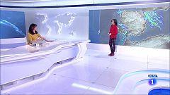 Lluvias fuertes en el noreste peninsular, Andalucía y Extremadura