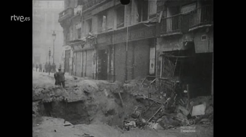 ¿Te acuerdas? - Madrid bajo el fuego 1936 - Ver ahora