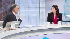 Los desayunos de TVE - Adriana Lastra, portavoz del PSOE en el Congreso
