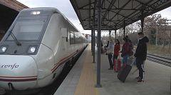 Comando Actualidad - Teruel: sin conexión directa en tren