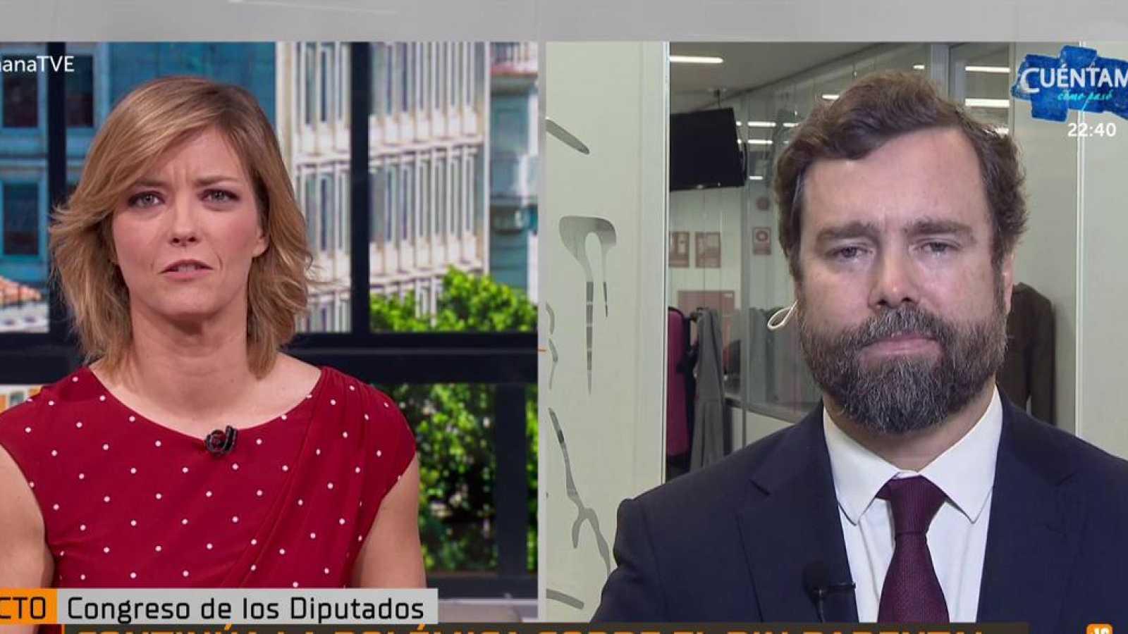 La Mañana - Entrevista con Iván Espinosa sobre la polémica del pin parental