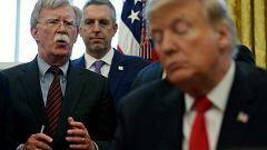 Segundo día del juicio político para destituir al presidente Trump