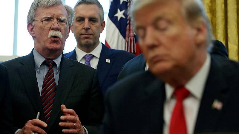 Misión: destituir al presidente