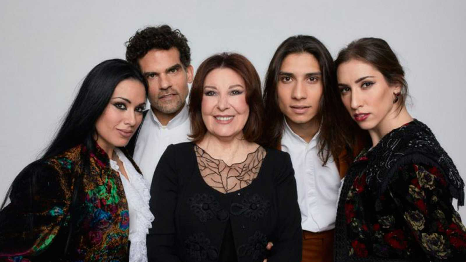 Antonio Najarro y El Yiyo estrenan el espectáculo 'Zincalí'