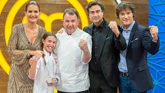 MasterChef Junior 7 - Lu gana la séptima edición de MasterChef Junior