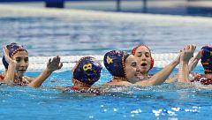 España derrota a Hungría y jugará la final femenina