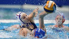 Waterpolo - Campeonato de Europa femenino 1ª Semifinal: Rusia - Holanda