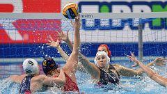 Waterpolo - Campeonato de Europa femenino 2ª Semifinal: Hungría - España