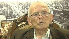 """Un superviviente de Auschwitz: """"Nos decían que nuestras familias estaban subiendo al cielo"""""""