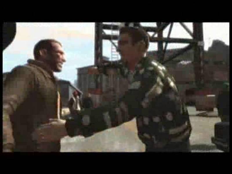 Tráiler de 'GTA IV: Liberty City'