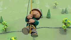 Postman Pat and the zooming zip wire