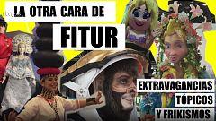 La otra cara de FITUR: extravagancias, tópicos y frikismos