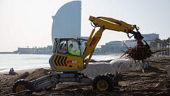 La Generalitat calcula 20 millones de euros los daños en infraestructuras por el paso del temporal 'Gloria'