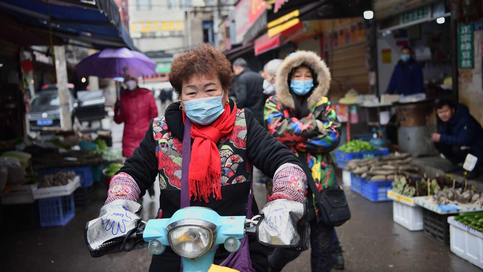 Wuhan celebra el año nuevo chino en pleno aislamiento por el coronavirus y con el miedo de la población al contagio