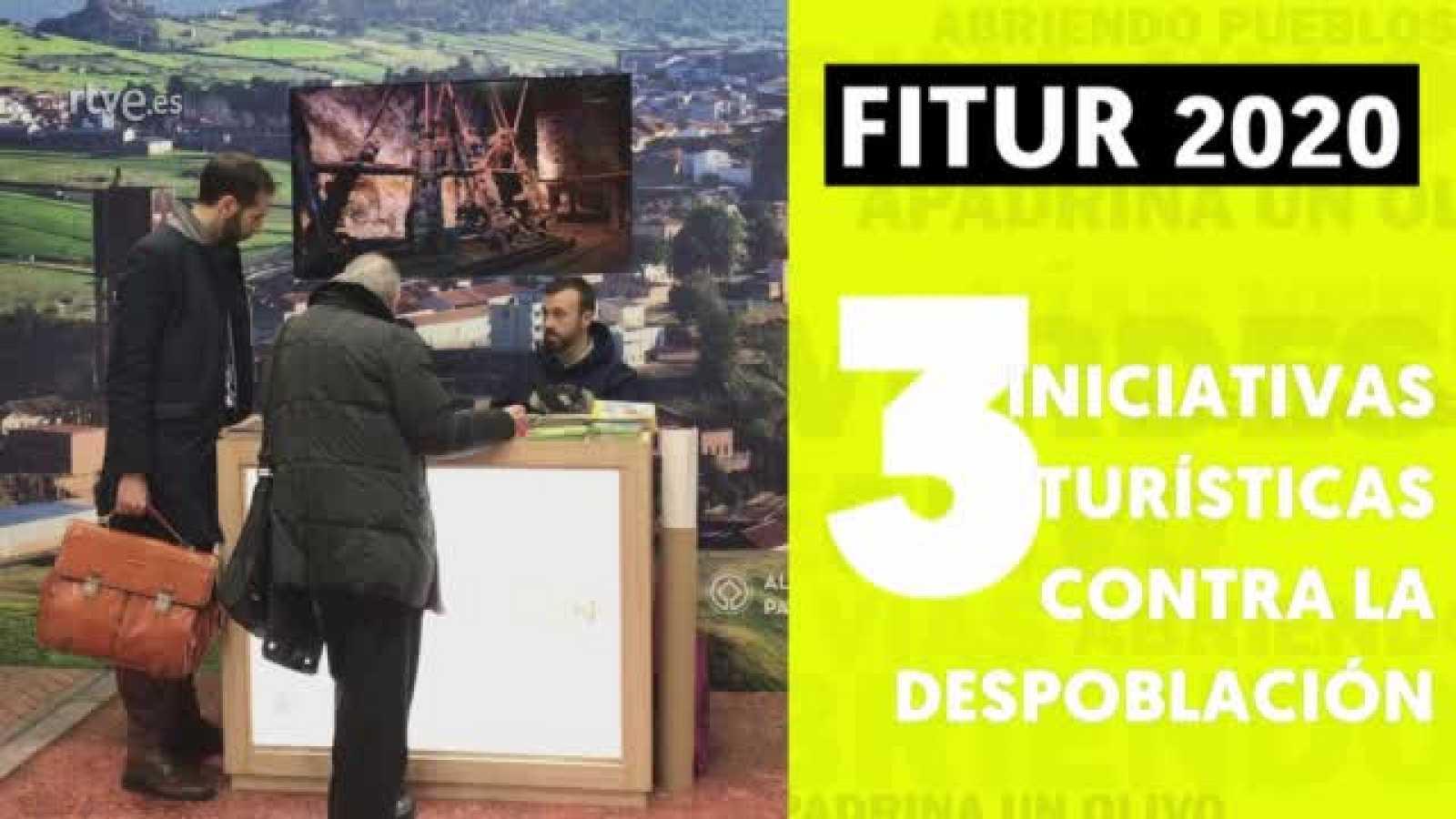 Iniciativas turísticas para combatir la 'España vaciada'