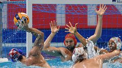 Europeo waterpolo | España gana a Croacia y jugará la final
