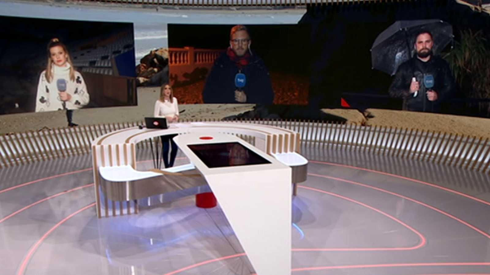España Directo - 24/01/20 - ver ahora