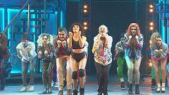 'Flashdance, el musical' llega al Teatro Nuevo Apolo de Madrid