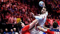 Balonmano - Campeonato de Europa Masculino. 1ª Semifinal: Noruega - Croacia