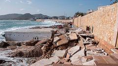 """José Serra (catedrático de puertos y costas de la UPV): """"El querer edificar siempre en primera línea ha complicado la situación"""""""