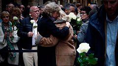 Familiares y amigos homenajean al político Gregorio Ordóñez en el 25º aniversario de su muerte