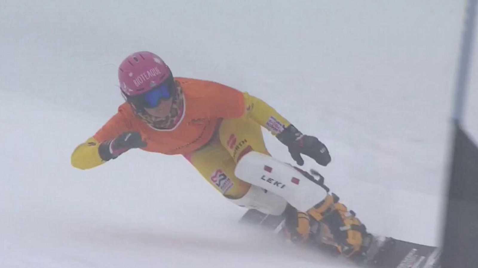 Snowboard - FIS Snowboard Copa del Mundo Magazine - Programa 5 - ver ahora