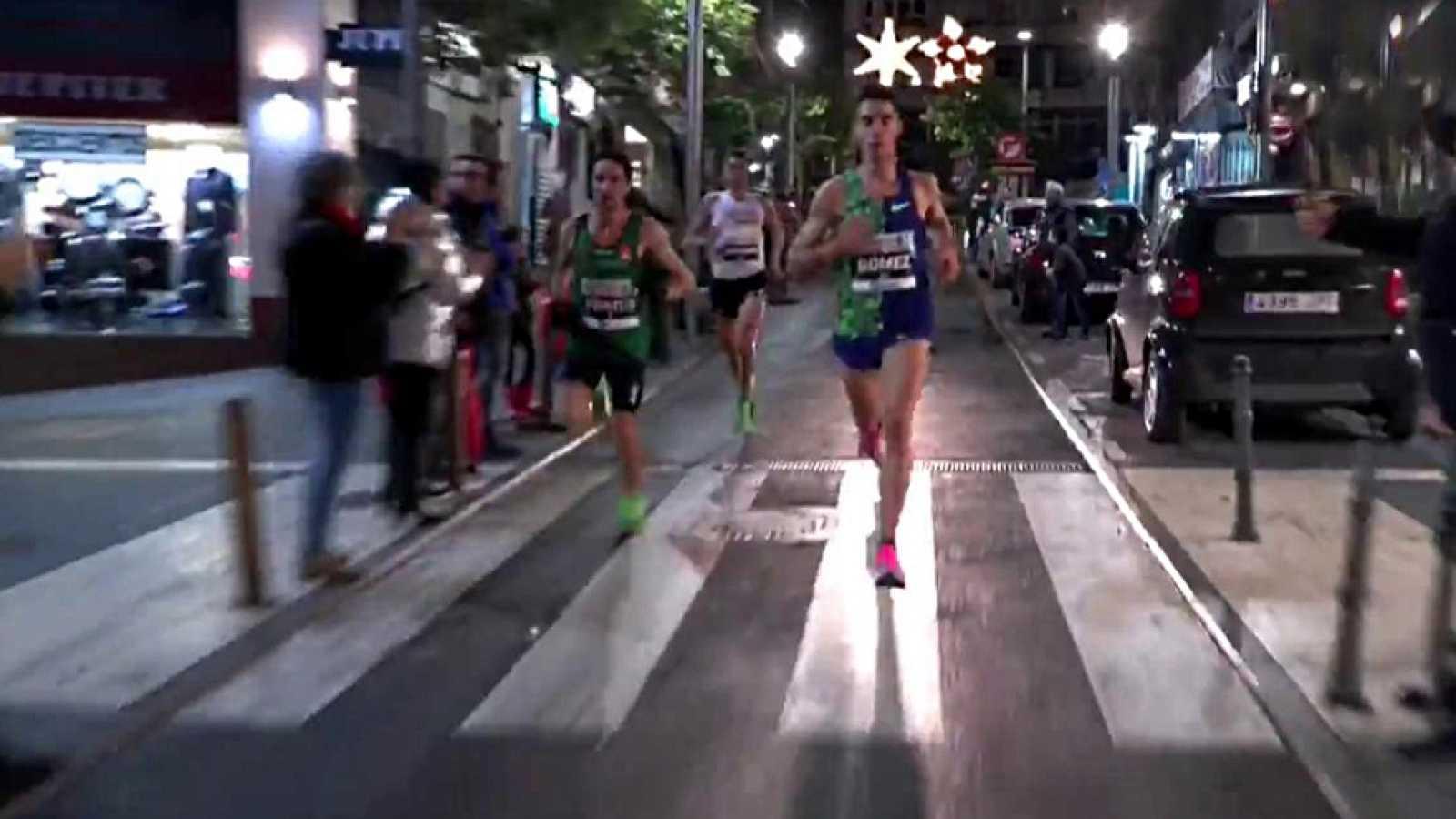 Atletismo - Carrera internacional Noche de San Antón 2020 - ver ahora